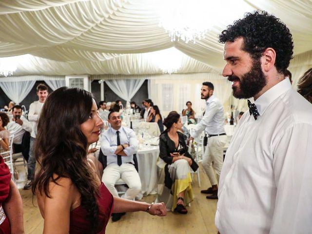 Il matrimonio di Alessandro e Eleonora a Montecosaro, Macerata 108