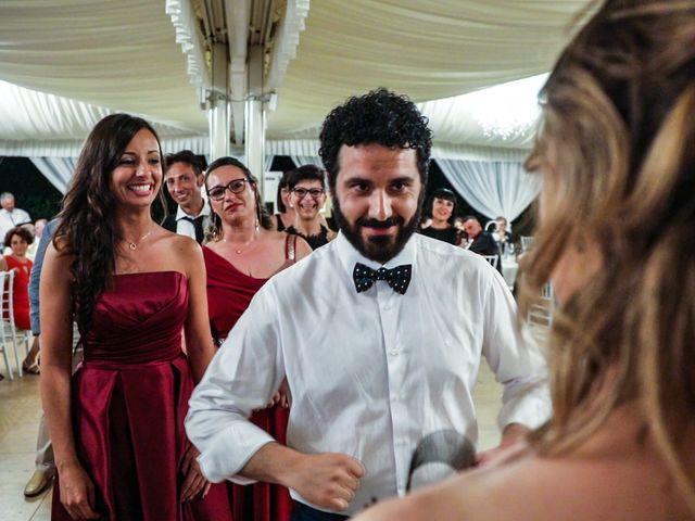 Il matrimonio di Alessandro e Eleonora a Montecosaro, Macerata 109