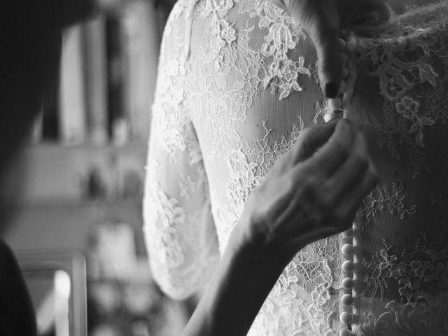 Il matrimonio di Luca e Miriam a Rovellasca, Como 8