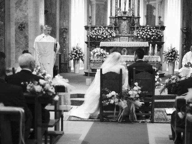 Il matrimonio di Luca e Miriam a Rovellasca, Como 17