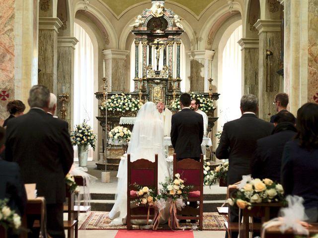 Il matrimonio di Luca e Miriam a Rovellasca, Como 25