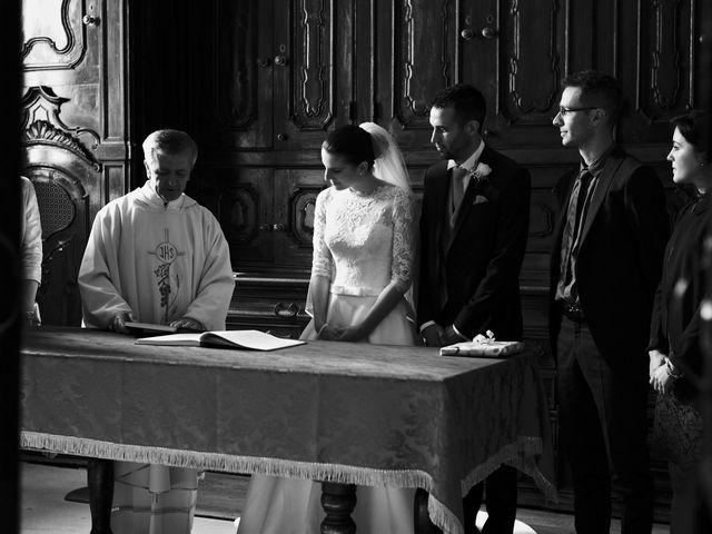 Il matrimonio di Luca e Miriam a Rovellasca, Como 29