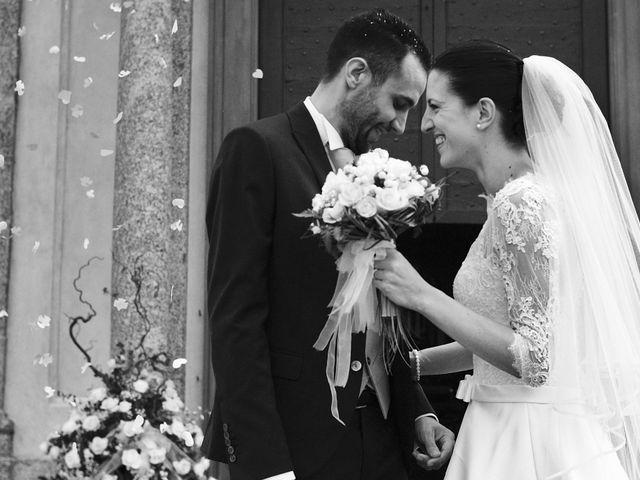 Il matrimonio di Luca e Miriam a Rovellasca, Como 31