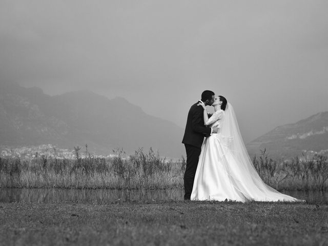Il matrimonio di Luca e Miriam a Rovellasca, Como 32