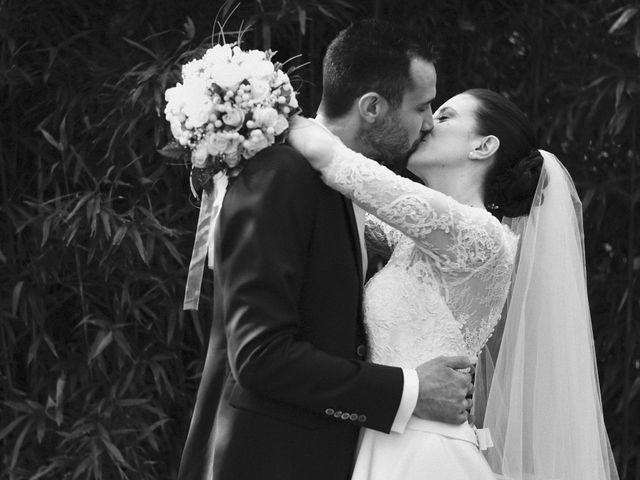 Il matrimonio di Luca e Miriam a Rovellasca, Como 1