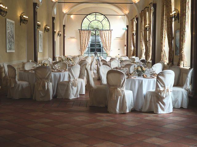 Il matrimonio di Luca e Miriam a Rovellasca, Como 42