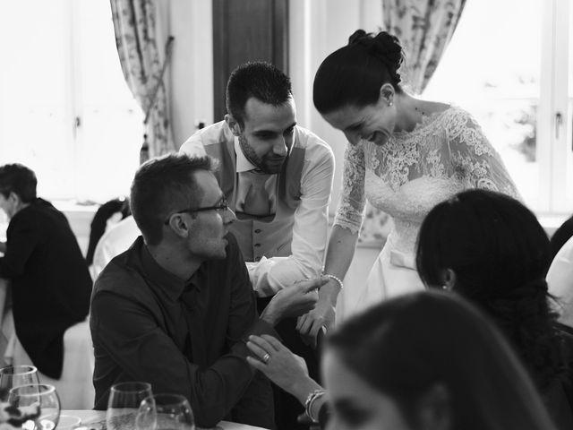 Il matrimonio di Luca e Miriam a Rovellasca, Como 51