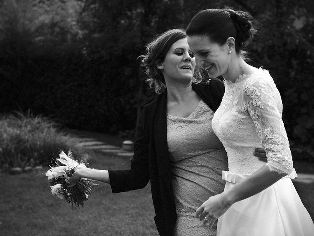Il matrimonio di Luca e Miriam a Rovellasca, Como 54