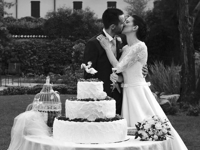 Il matrimonio di Luca e Miriam a Rovellasca, Como 56