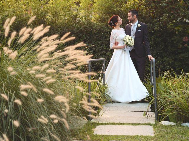 Il matrimonio di Luca e Miriam a Rovellasca, Como 2