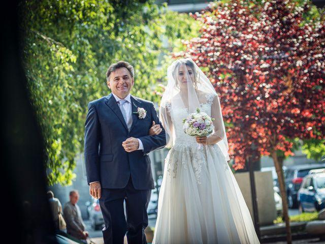 Il matrimonio di Marco e Laura a Nichelino, Torino 15