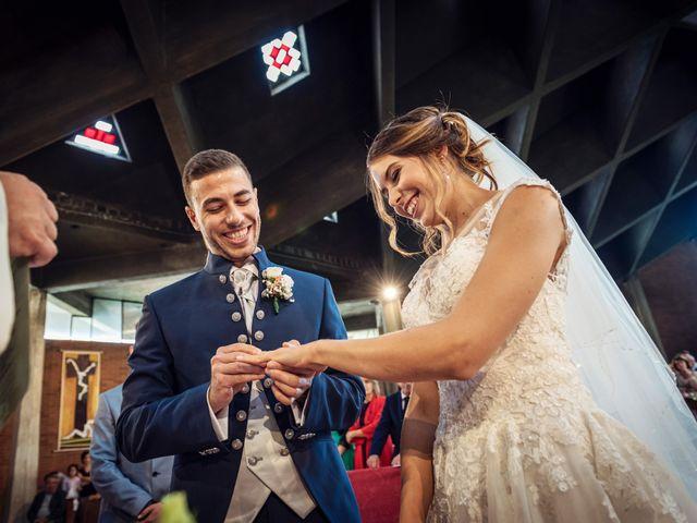Il matrimonio di Marco e Laura a Nichelino, Torino 17