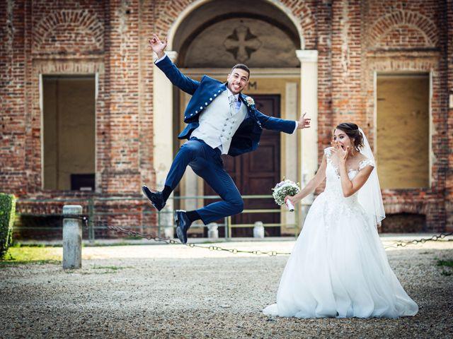 Il matrimonio di Marco e Laura a Nichelino, Torino 21