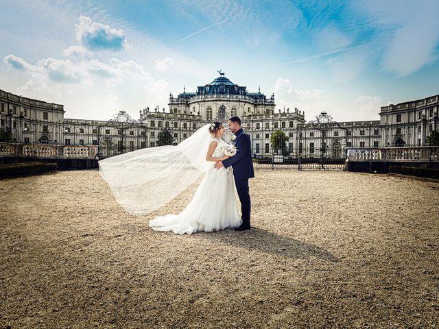 Il matrimonio di Marco e Laura a Nichelino, Torino 22