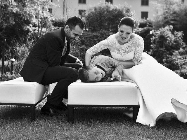 Il matrimonio di Luca e Miriam a Rovellasca, Como 52