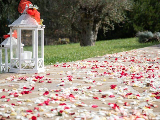 Il matrimonio di Luana e Stefano a Isili, Cagliari 9