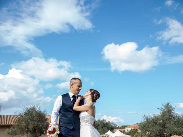 Le nozze di Stefano e Luana