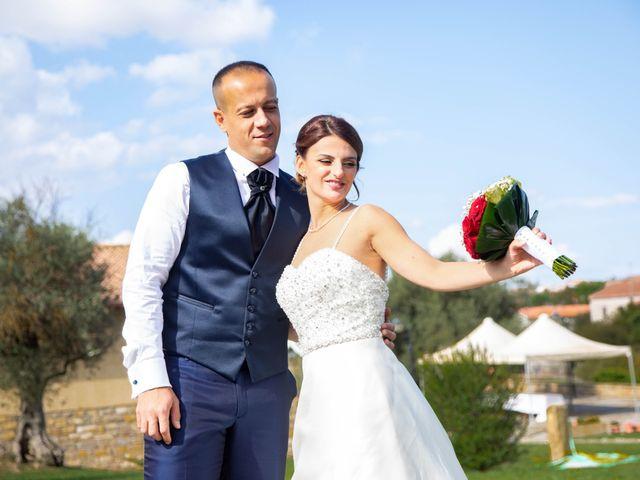 Il matrimonio di Luana e Stefano a Isili, Cagliari 11
