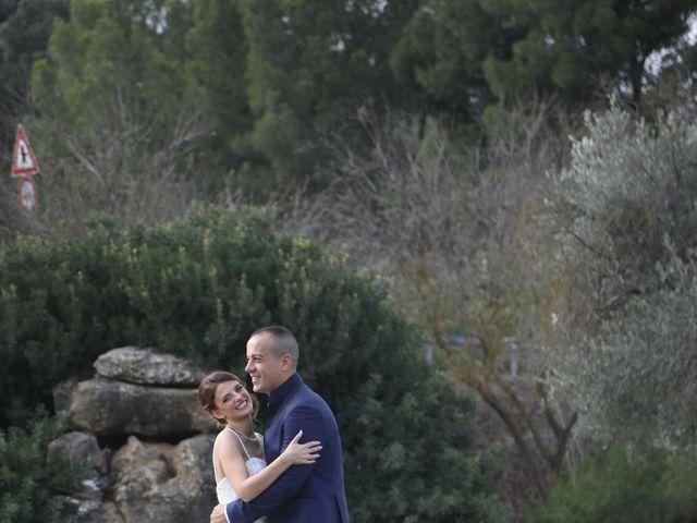 Il matrimonio di Luana e Stefano a Isili, Cagliari 12