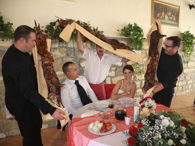 Il matrimonio di Luana e Stefano a Isili, Cagliari 17