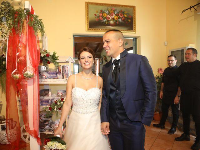Il matrimonio di Luana e Stefano a Isili, Cagliari 18