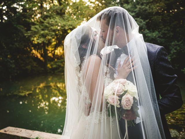 Le nozze di Debora e Giordano