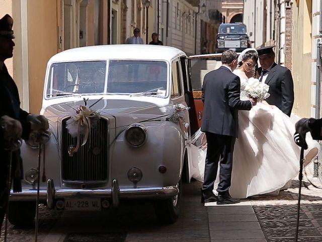 Il matrimonio di Giancarlo e Irene a Loreto Aprutino, Pescara 13