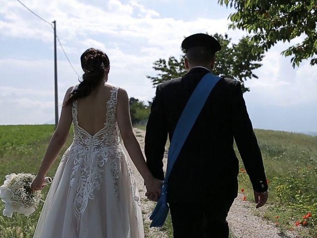 Il matrimonio di Giancarlo e Irene a Loreto Aprutino, Pescara 15