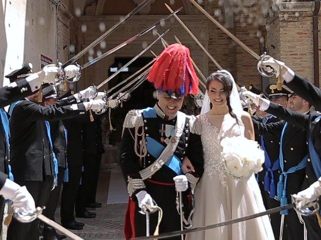 Il matrimonio di Giancarlo e Irene a Loreto Aprutino, Pescara 17