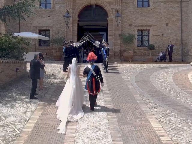 Il matrimonio di Giancarlo e Irene a Loreto Aprutino, Pescara 20