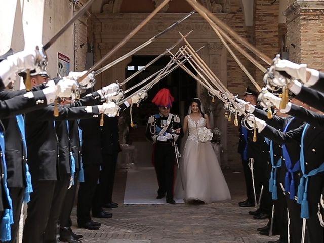 Il matrimonio di Giancarlo e Irene a Loreto Aprutino, Pescara 56