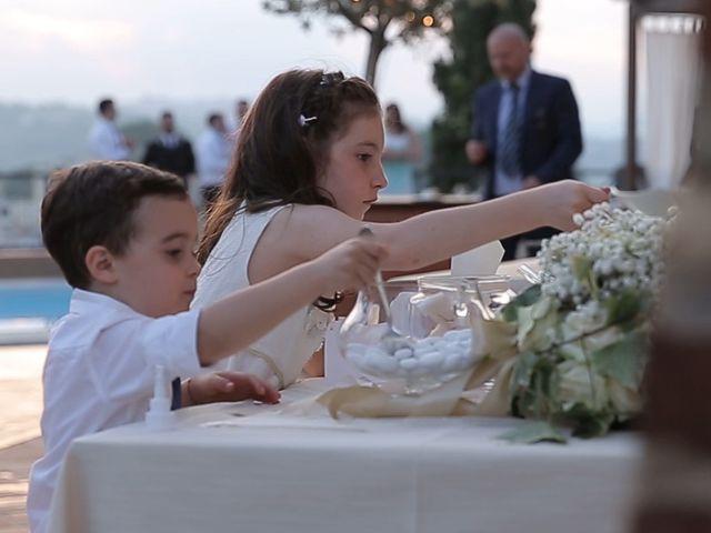 Il matrimonio di Giancarlo e Irene a Loreto Aprutino, Pescara 109