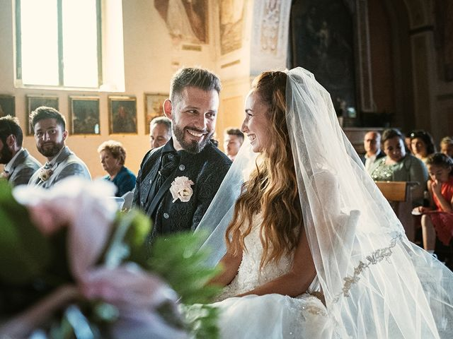 Il matrimonio di Mattia e Eleonora a Robecco sul Naviglio, Milano 9