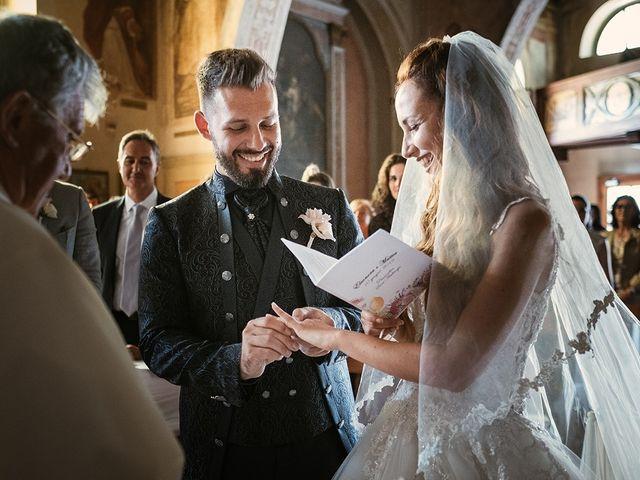 Il matrimonio di Mattia e Eleonora a Robecco sul Naviglio, Milano 12
