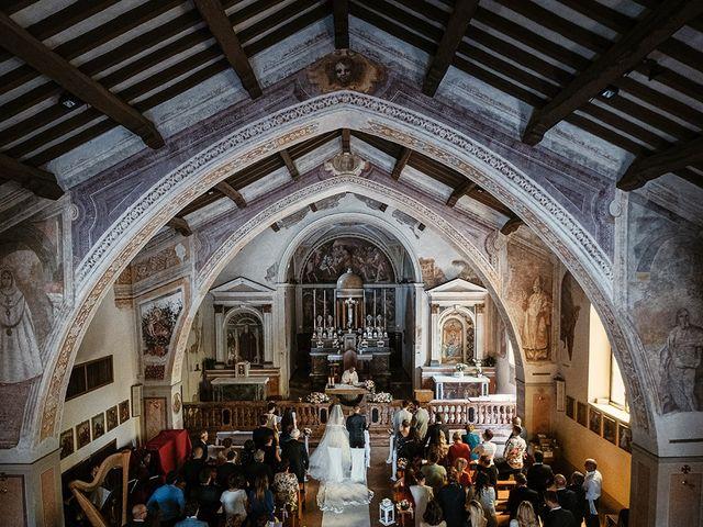 Il matrimonio di Mattia e Eleonora a Robecco sul Naviglio, Milano 16