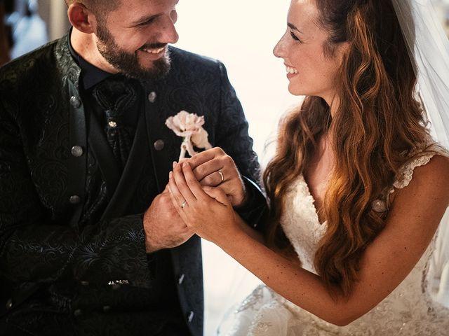 Il matrimonio di Mattia e Eleonora a Robecco sul Naviglio, Milano 17