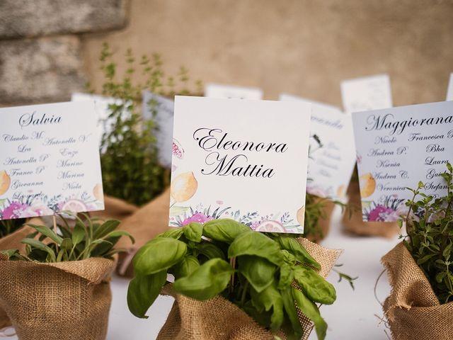 Il matrimonio di Mattia e Eleonora a Robecco sul Naviglio, Milano 21