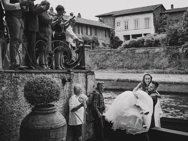 Il matrimonio di Mattia e Eleonora a Robecco sul Naviglio, Milano 23