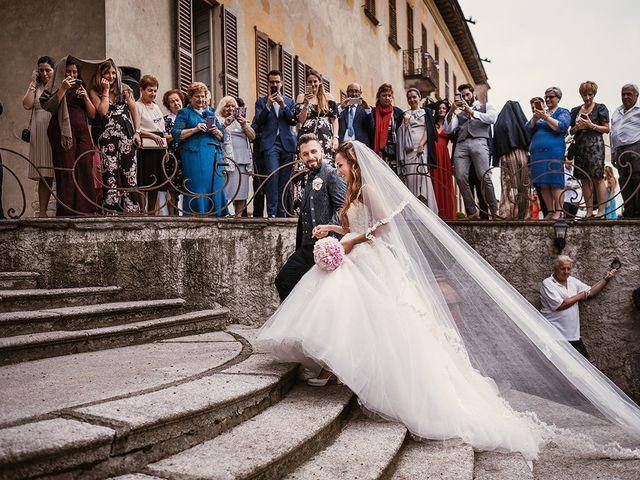 Il matrimonio di Mattia e Eleonora a Robecco sul Naviglio, Milano 24