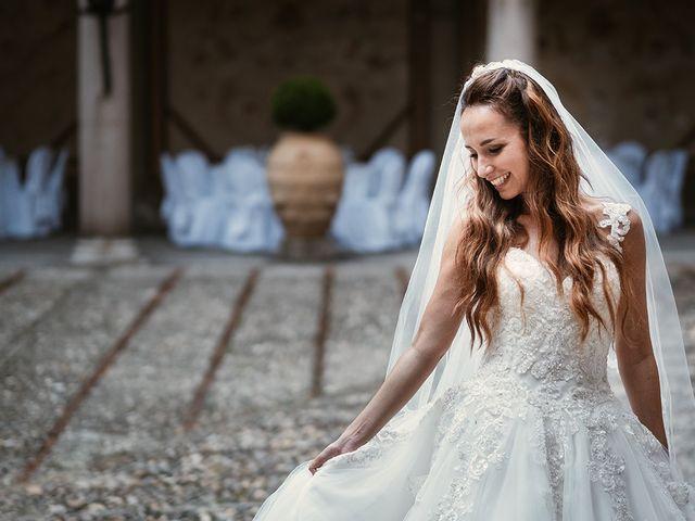 Il matrimonio di Mattia e Eleonora a Robecco sul Naviglio, Milano 26