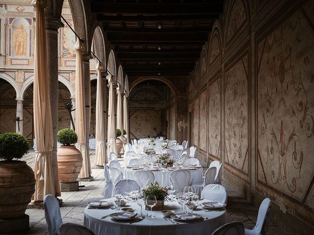 Il matrimonio di Mattia e Eleonora a Robecco sul Naviglio, Milano 27