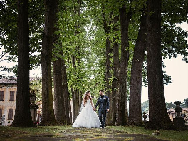 Il matrimonio di Mattia e Eleonora a Robecco sul Naviglio, Milano 28