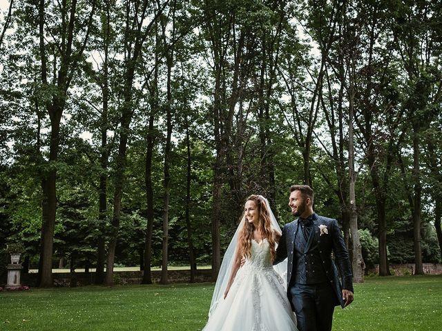 Il matrimonio di Mattia e Eleonora a Robecco sul Naviglio, Milano 29