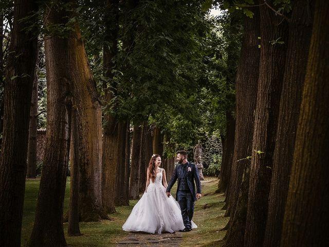 Il matrimonio di Mattia e Eleonora a Robecco sul Naviglio, Milano 30