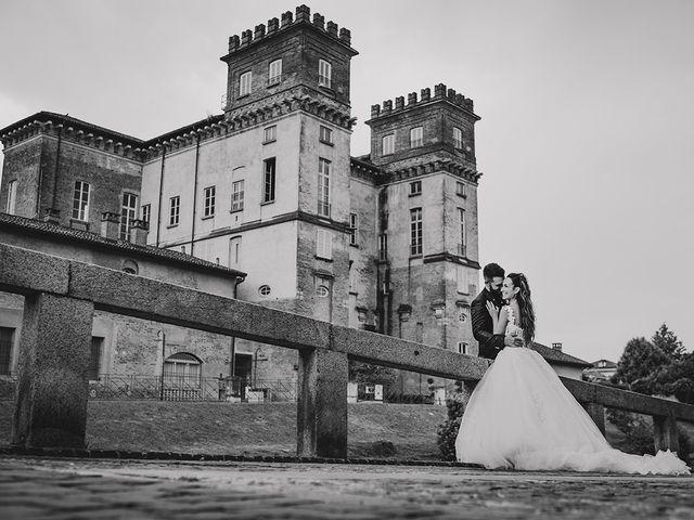 Il matrimonio di Mattia e Eleonora a Robecco sul Naviglio, Milano 31