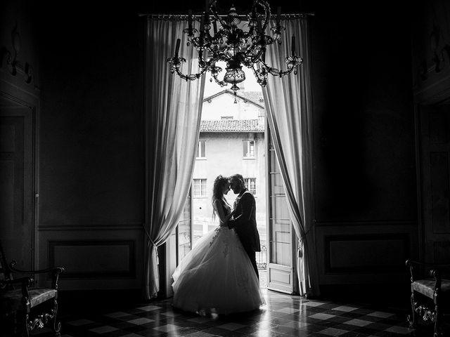 Il matrimonio di Mattia e Eleonora a Robecco sul Naviglio, Milano 33