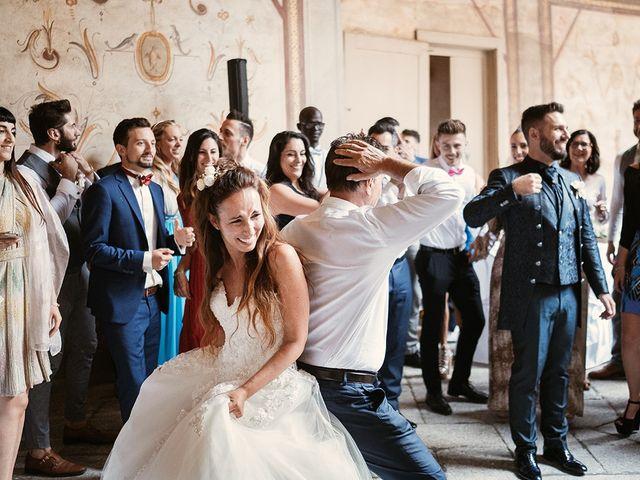 Il matrimonio di Mattia e Eleonora a Robecco sul Naviglio, Milano 34