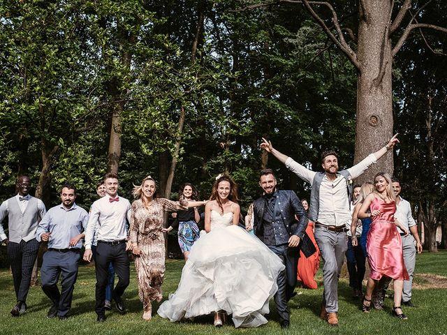 Il matrimonio di Mattia e Eleonora a Robecco sul Naviglio, Milano 37