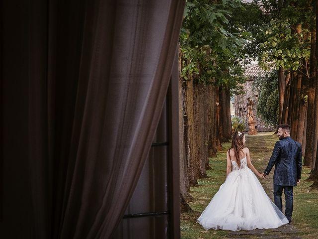 Il matrimonio di Mattia e Eleonora a Robecco sul Naviglio, Milano 41