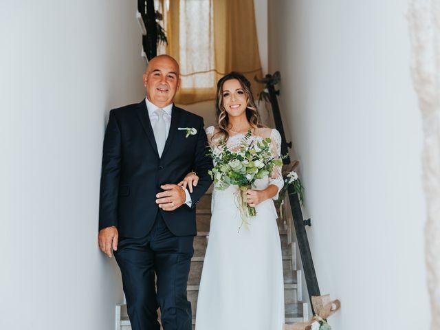 Il matrimonio di Maddalena e Marco a Serradifalco, Caltanissetta 36